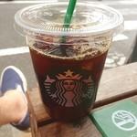 スターバックス・コーヒー - アイスコーヒー。