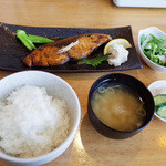 深川日和 - ブリの照り焼き定食(780円)