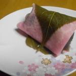 うさぎや - 桜餅
