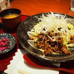 麻布茶房 - 冷やしジャージャー麺