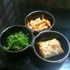 川柳 - 料理写真:お通し