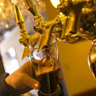 贅沢なプレミアム・黒ビール