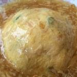 中華料理 鳳来 - 料理写真:天津飯