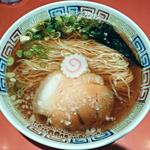 カドヤ食堂 - 【煮干し中華そば】¥750