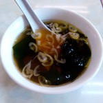 手のべ華ざん - スープ:あっぷ図 by ももち