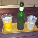 茶論 記憶  - ハートランドビール&自家製レモネード