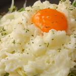 蘭亭 - 白身魚と卵白のふんわり炒め!!女性から特に人気のある一品♪ふわふわ新食感、お試しあれ☆