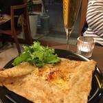Takeya - コンプレット(卵、ロースハム、チーズ)のガレット