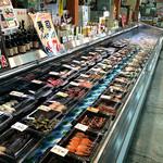 湾岸市場 - 97円の寿司バイキング