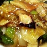 天龍 - 料理写真:中華丼・具沢山です
