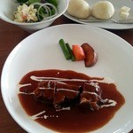 らぐぅ - 料理写真:牛スネセット