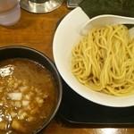 自家製麺ばくばく - 濃厚つけ麺780円!