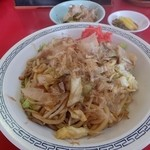 天仙閣 - 料理写真:うどん焼
