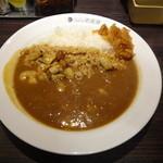 CoCo壱番屋 - 料理写真:エビあさりカレー(637円)