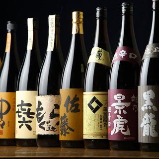 専属の利き酒師が選んだ、料理に合う最高の日本酒・焼酎30種!