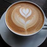 寺崎コーヒー - カフェアート