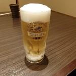 新 - ドリンク写真:生ビール