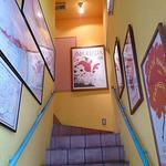 ベーカリーカフェ 明治堂 - カフェは2階です♪