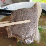 夢の湯レストラン銀河 - 猪肉チャーシュー