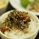 梅山鉄平食堂 -