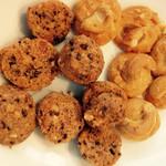 モロゾフ - 料理写真:アルカディアクッキー2種