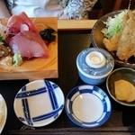 37891205 - 2015.5 鯵三昧定食