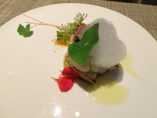 トリスケル - (お魚料理)三重県産マダカのポワレ★