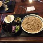 37894321 - 辛みおろし蕎麦