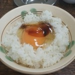 37897274 - 卵かけご飯 200円
