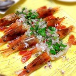 エグザ - [季節限定]海老のカルパッチョ
