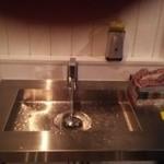 手づかみシーフード Makky's The Boiling Shrimp - トイレ使用中でも手洗い可!