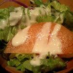 Genki-Dining 八百屋 - 八百屋御膳(1-9)野菜サラダ