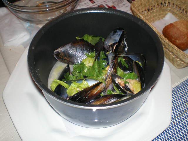 ベルギー料理 La Bruxelloise