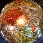 麺屋 武道 - 塩つけ麺(スープ)