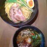 麺屋 武道 - 塩つけ麺