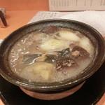 37906198 - スッポン鍋