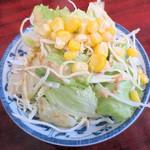 カリガンダキ - サラダ