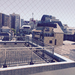 KINOE - 窓からの眺めがいいですね。