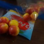 道の駅 スペース・アップルよいち - りんごあめ