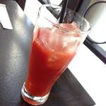 ジンジャーズビーチ - トマトジュース