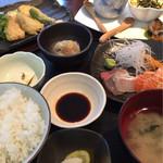 いま村 - 料理写真:日替わりランチ