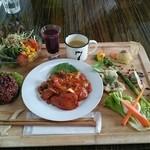 キッチン ホシノワ - ベジタブルランチセット
