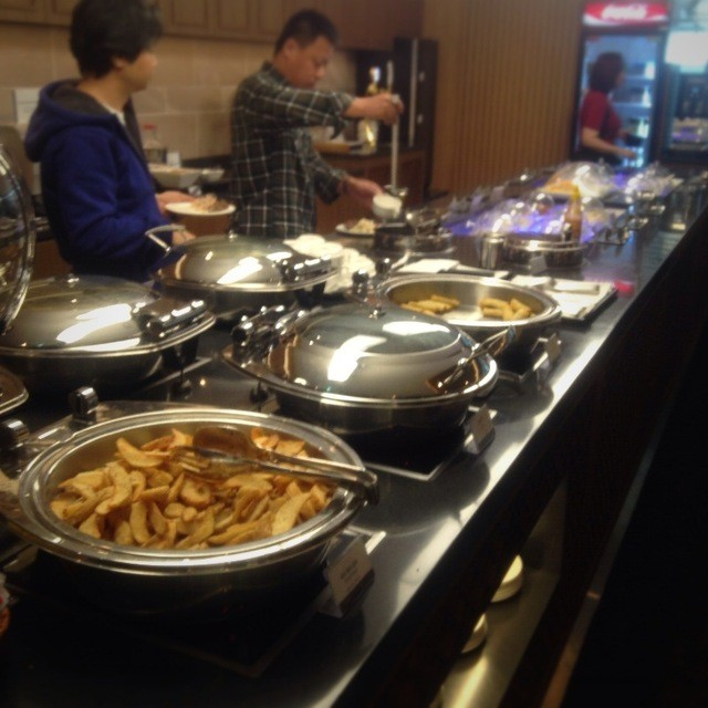 Asiana business class lounge icn for Asiana korean cuisine restaurant racine