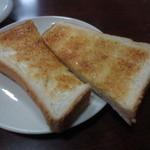 コーヒー専門店 ライオン - バタートースト