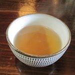 花遊 - 料理写真:まずは蕎麦茶を頂きました
