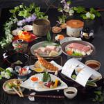 日本料理 華菱 - 料理写真:華コース