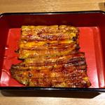 にいづ - 蒲焼・松(4000円)