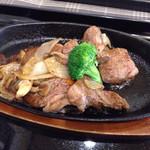 37917045 - 那須和牛おすすめサイコロステーキ