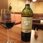 オリエンタルビストロK - ヴィッラ・プッチーニというトスカーナ州の赤ワイン