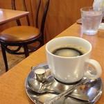 WELZ - ドリンク写真:モーニングセットの珈琲